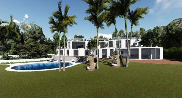 Refurbishment of a luxury villa