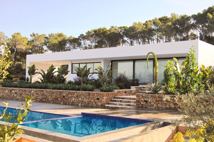 Villas in Ibiza - The luxury island of Europe