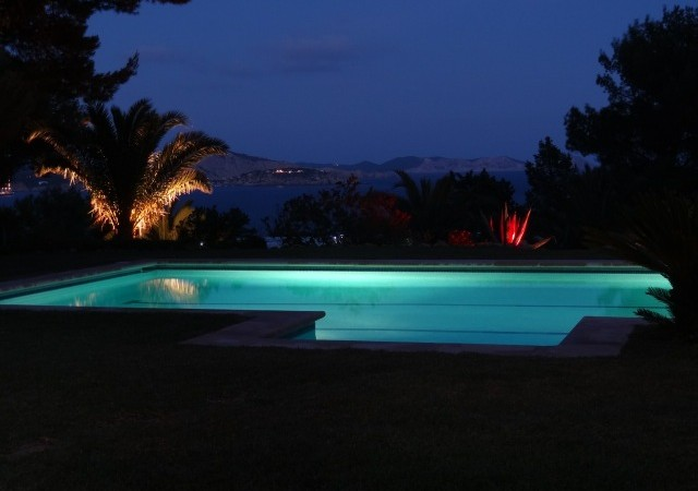 Villa for sale with spectacular views in Es Cubells