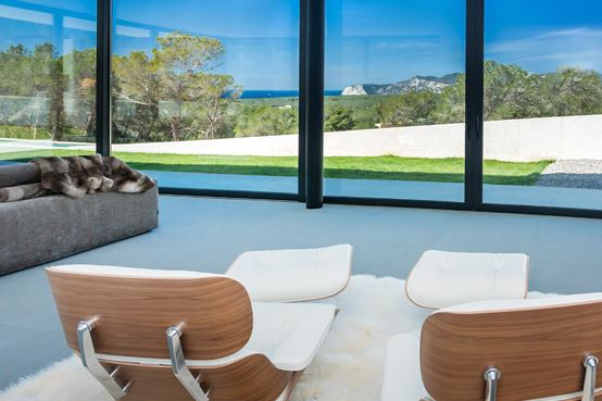 Exceptional luxury villa in Cala Jondal for sale