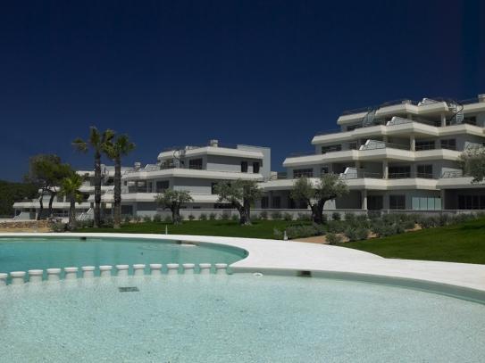 Les Terrasses de Cala Tarida is a new development for sale