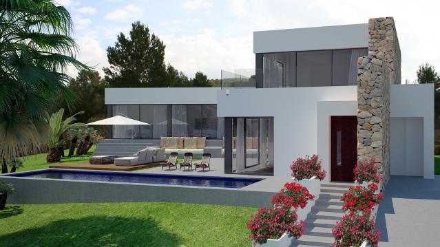 Beautiful exclusive design villa for sale