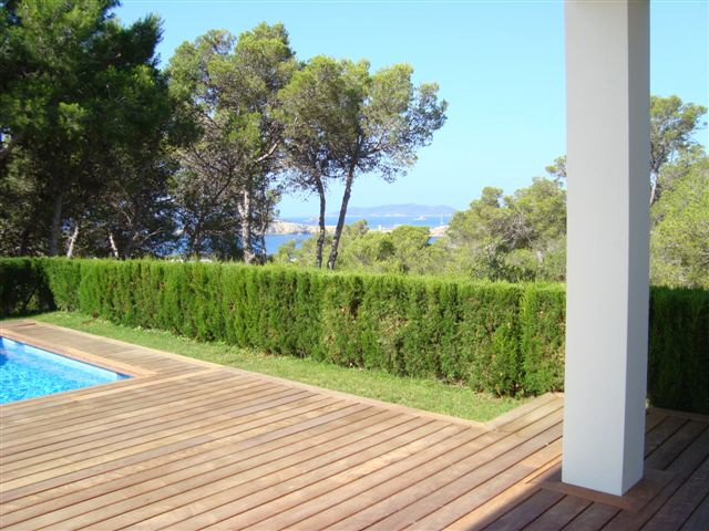 House with very good location with sea views in Can Pepsimo