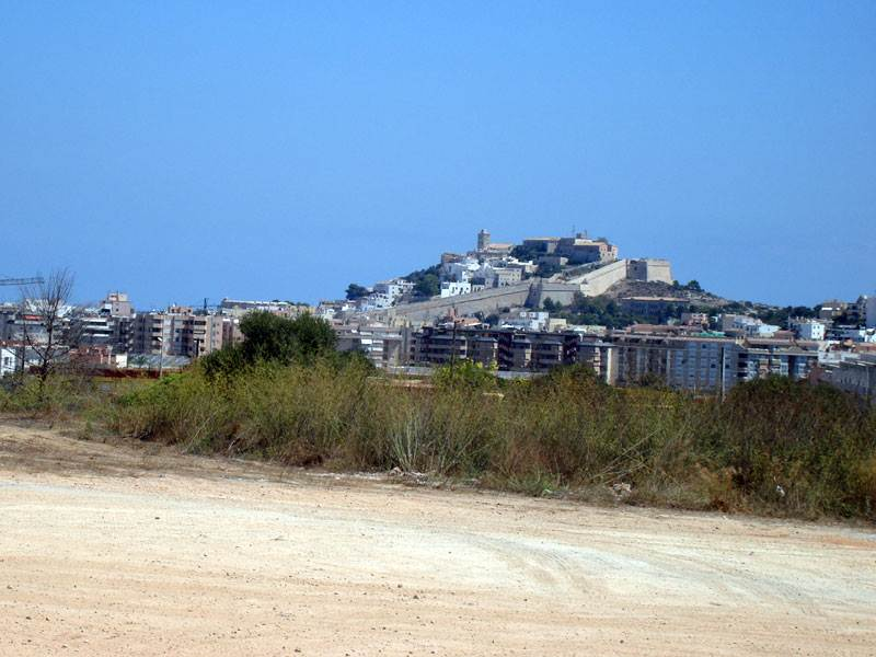 Large land in San Rafael Ibiza for sale