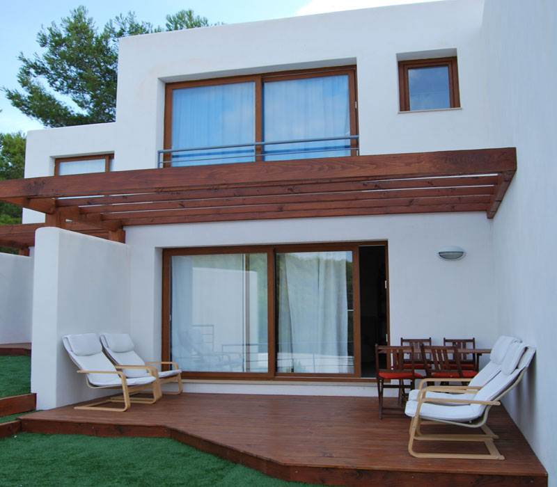 Nice Three Bedroom Terraced House For Sale In Cala Llonga
