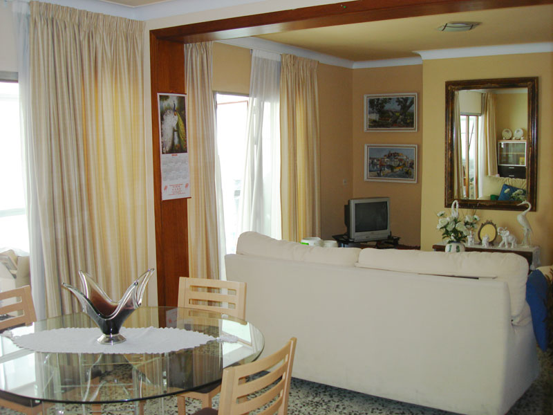 Cozy four bedroom apartment for sale in Ibiza