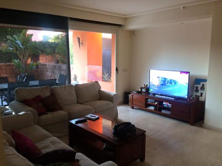 Ground floor apartment in Roca Llisa