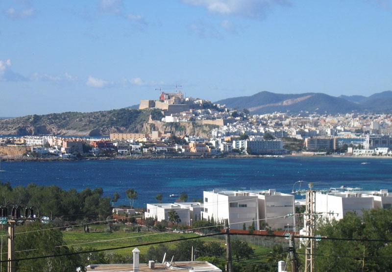 Plot for sale in Talamanca Ibiza