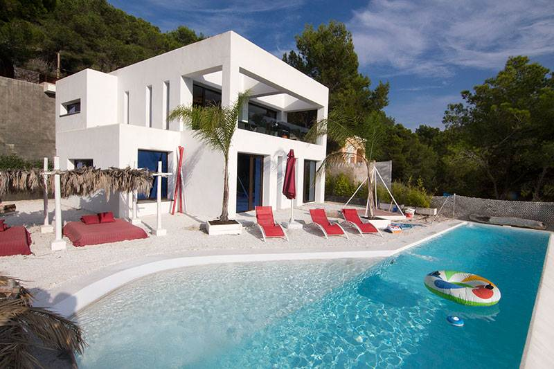 Villa with 5 Bedrooms in Cala Llonga, Santa Eulalia for sale