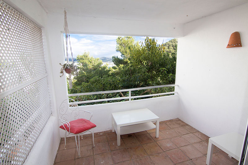 Two bedroom apartment for sale in Santa Eulalia