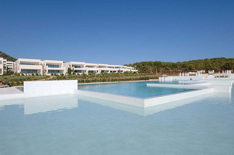 Three Bedroom Luxury Apartment for sale in Es Pouet Talamanca