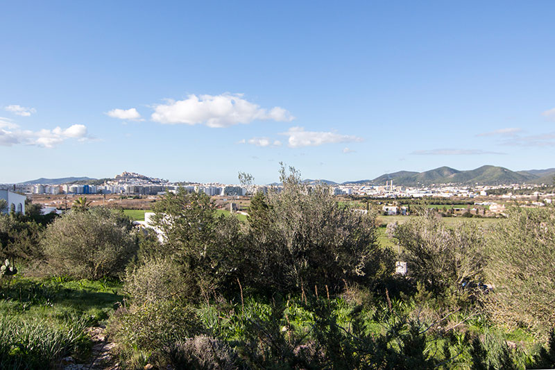 Spacious Urban Land for sale in Ibiza