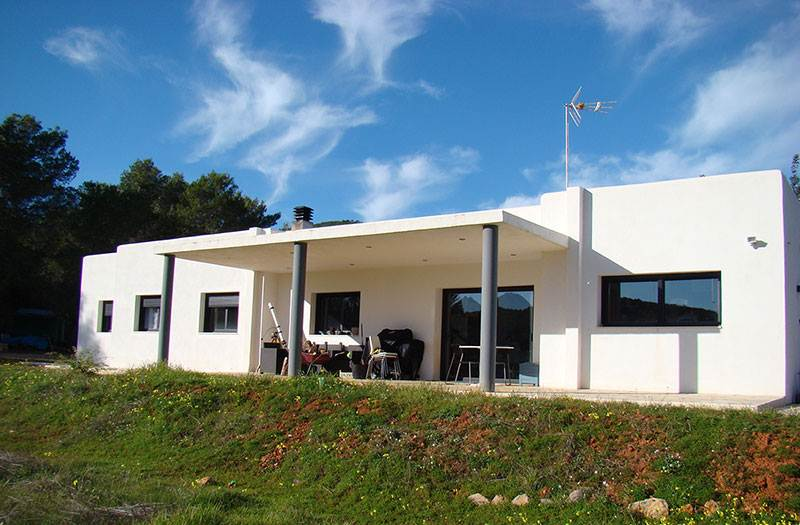 Beautiful Villa with 4 bedrooms in San Carlos Santa Eulalia for sale