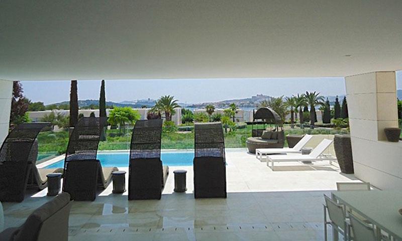Luxury 4 bedroom Apartment for sale in Es Pouet Talamanca