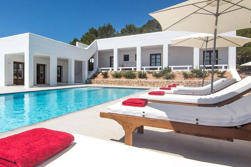 Luxury 5 bedroom villa for sale in San José - Ibiza