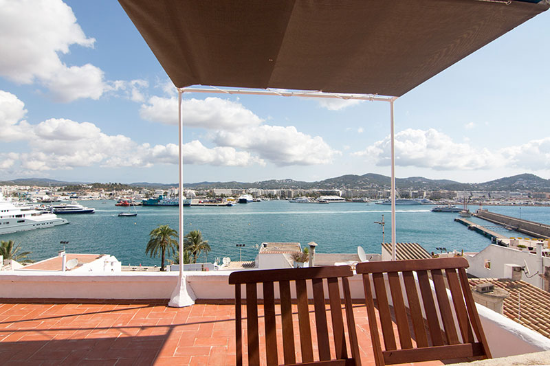 Nice one bedroom apartment for sale in La Marina in Ibiza