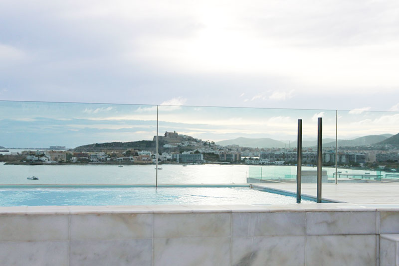 Four Bedroom Penthouse Es Pouet Talamanca for sale