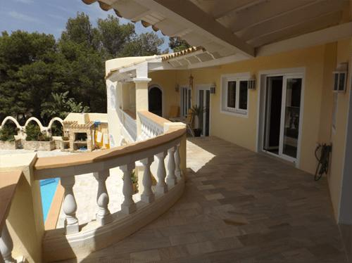 Luxury villa for sale with 5 bedrooms in Can Furnet