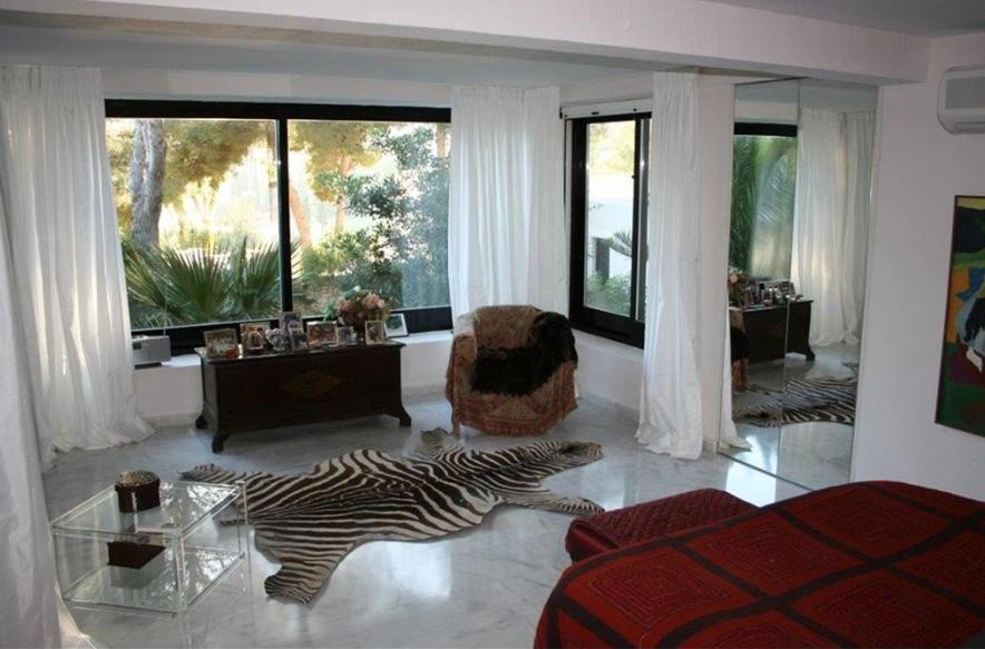 Villa in Golf Roca Llisa overlooking golf course!