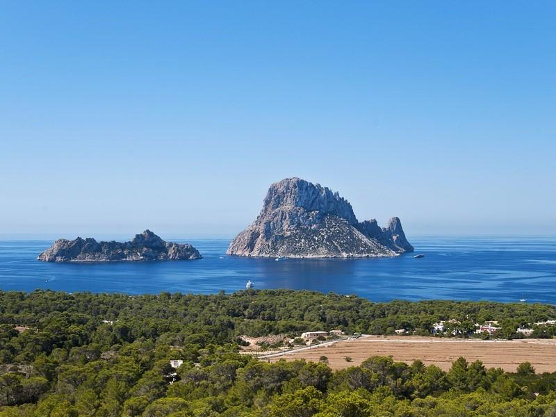 For sale in Vista Es Vedra - Cala Carbo - Ibiza