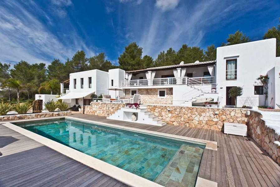 Villa In Es Cubells with Sea Views for sale