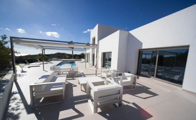 Luxury Villa in Cap Martinet - Talamanca for sale