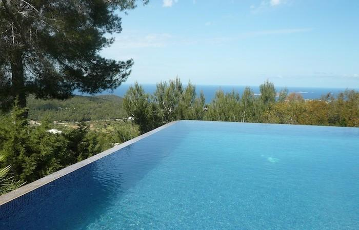 Magnificent villa with sea views in San Jose for sale