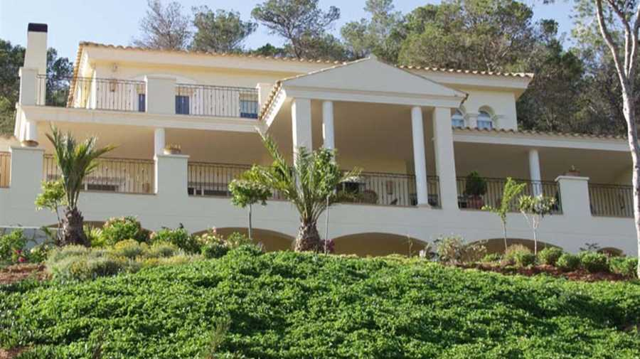 Luxury Property with beautiful views of the sea in San Carlos