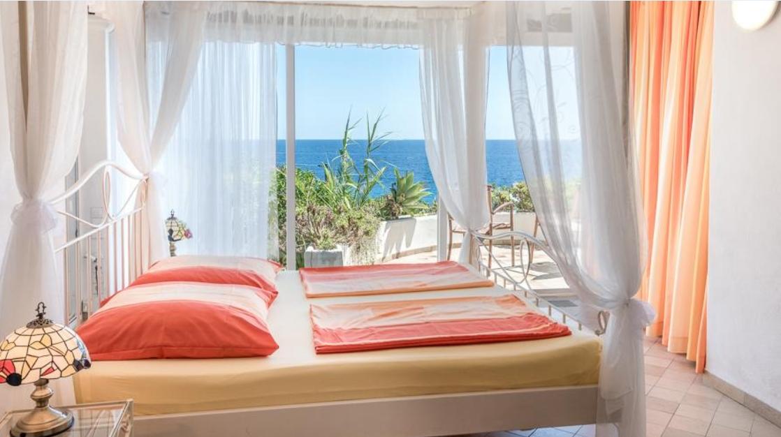 Luxury Villa in Cap Martinet 1.Line