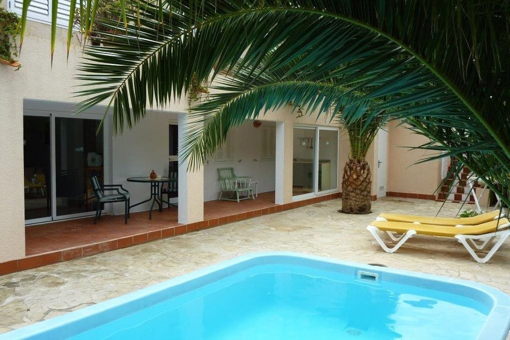 Hostal with guest house in Cala Vadella with guest house for Sale