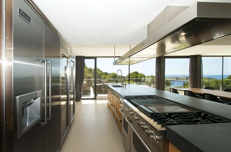 Modern Sea View Villa In Vista Alegre