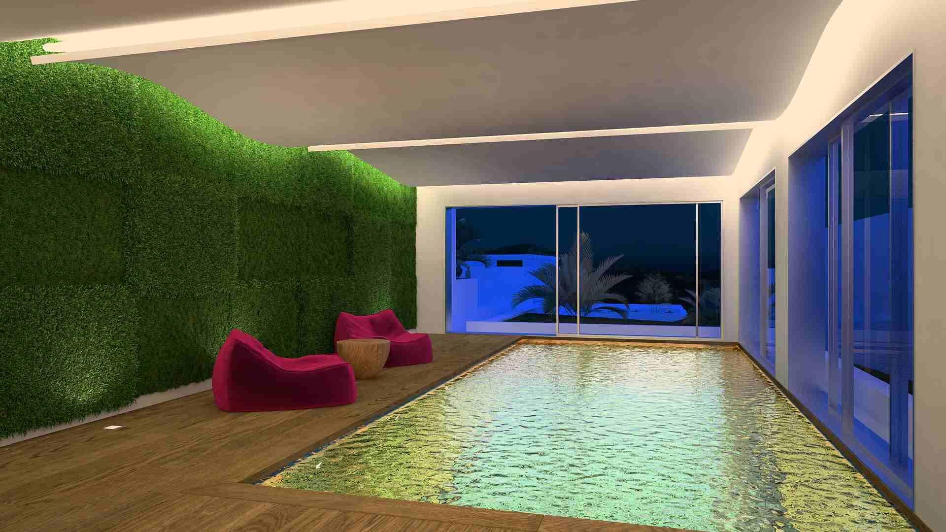 Villa in Vista Alegre for sale with wonderful sea views
