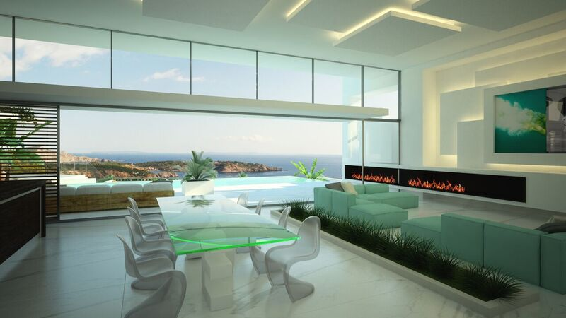 Spectacular residence in Vista Alegre with stunning views