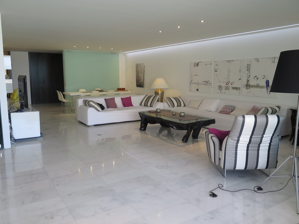 For sale a modern apartment in Es Pouet