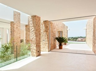 Stunning luxury house four bedrooms for sale in Ibiza