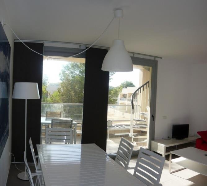 Port des Torrent apartment with roof terrace