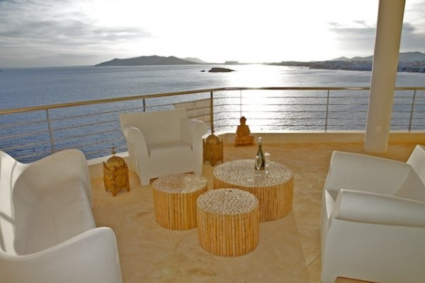 Luxury penthouse with 3 bedrooms in Los Molinos for sale