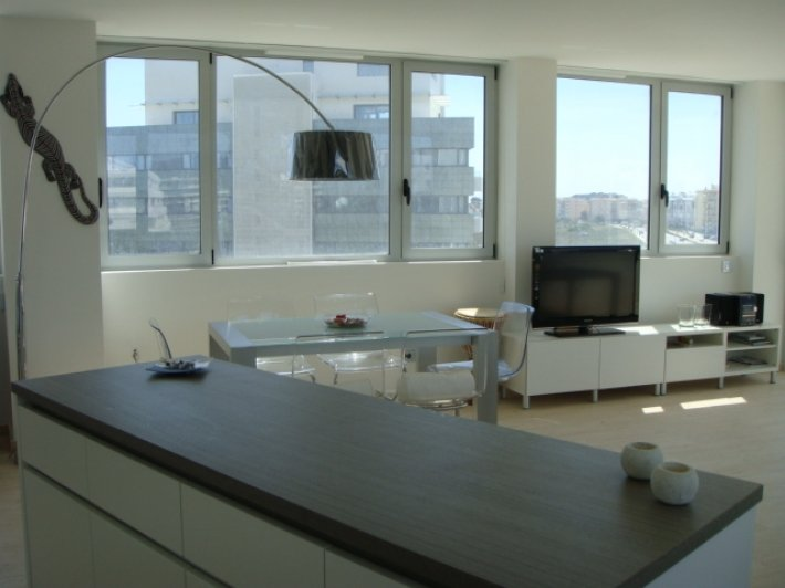 For sale 2 bedroom apartment on the seafront of Ibiza