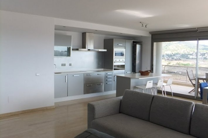Luxury apartment in the port of Ibiza for sale