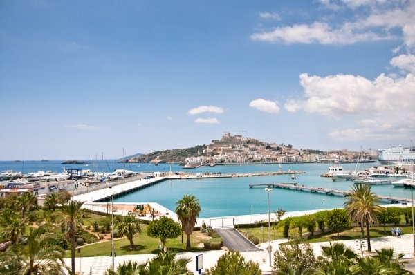 Luxury Penthouse for rent in Spain Ibiza