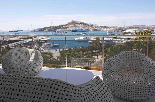 Marina Botafoch Apartment for rent in Ibiza