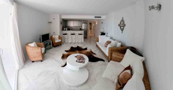 Beautiful luxury apartment for rent in Marina Botafoch