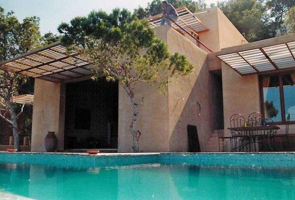 Luxury 4 bedroom villa in San José de sa Talaia rent