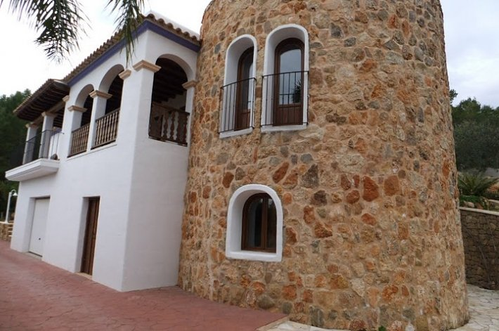Villa with 6 bedroom in Ibiza for sales