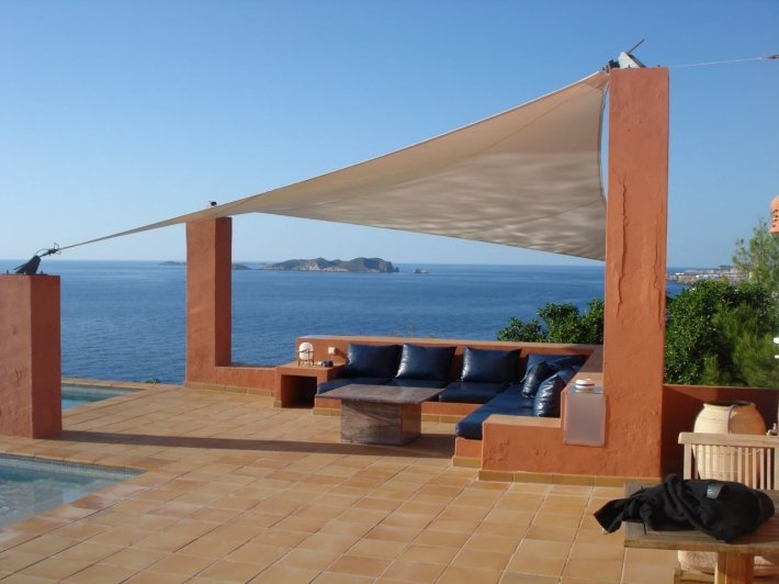 Luxury 5 bedroom villa in San José de sa Talaia in Ibiza for sale