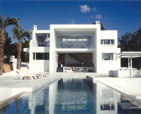 Luxury villa with 4 bedrooms in Santa Gertrudis for rent