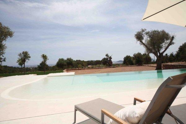 The villa luxury 5 bedroom Atalaya de Ibiza for rent