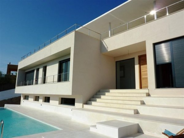 Luxury four bedroom villa for rent in Talamanca Ibiza