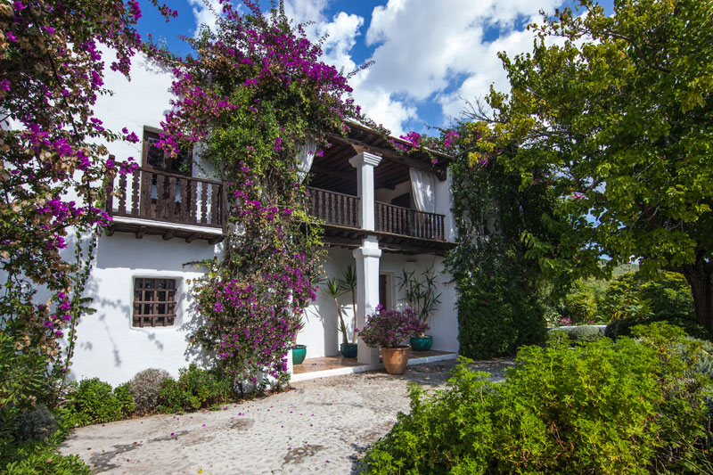 Finca with 7 bedrooms for sale in Santa Eulalia
