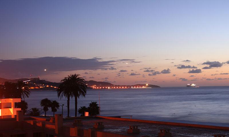 Spacious apartment in Playa d'en Bossa for sale